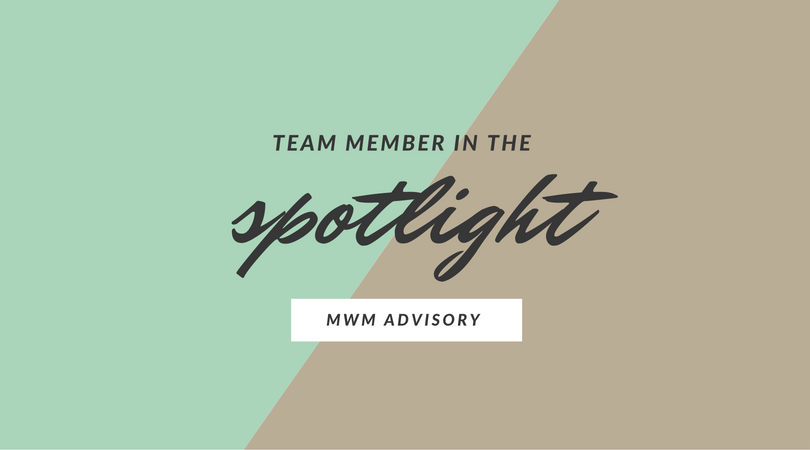 Team member in the spotlight