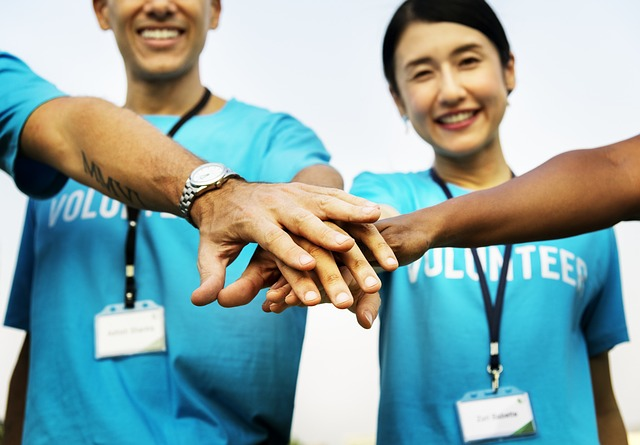 Why your business should give back to the community