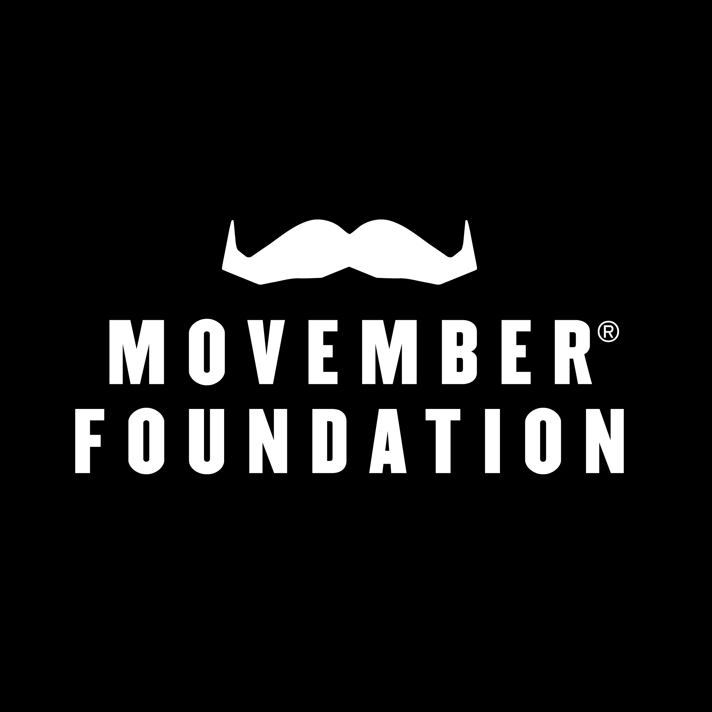 The lads get to grow a moustache during November and raise funds for men's health.