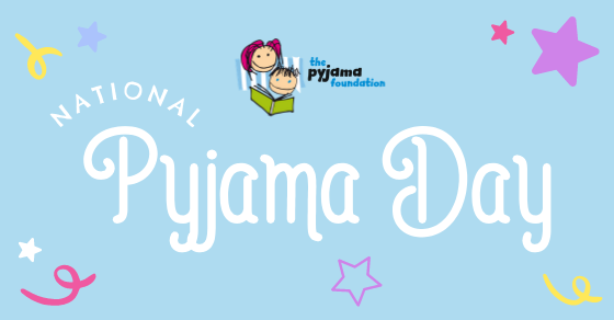 Wear your PJs to work for the day!