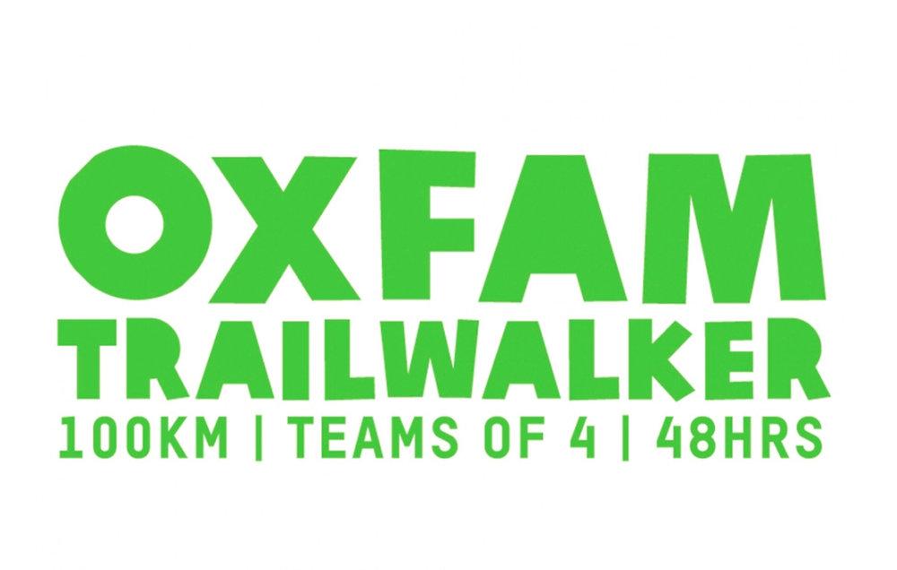 Oxfam Trail Walk