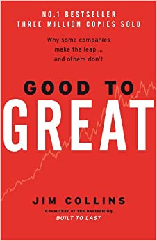 Good to Great – Jim Collins (James C. Collins)